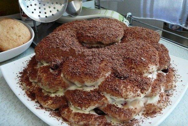 Рецепты тортов черепаха в домашних условиях с фото пошагово 201